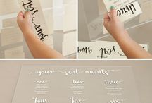 Diy letter boards