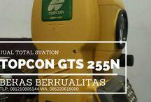 Promo Total Station Topcon GTS 250 / GTS 255n