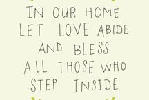 Home is where we are belongs