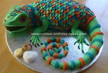 reptile birthday ideas