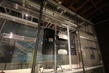 DIRTT Los Angeles / Displaying product from DIRTT's Los Angeles Project