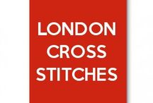london cross stitches