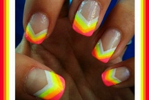 Newly nails!  / by Tammy Williams