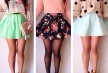 fashion girl / teen