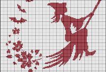 befana cross stitch