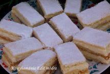 Citromos sütemények