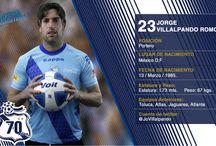 Jugadores  / by Puebla FC
