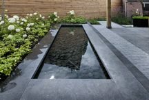 water feature for gardens