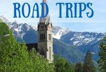 Road trip plan 2017