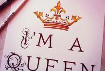 queen and gentlman