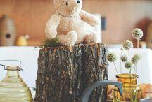 Pooh Bear Baby Shower - Es