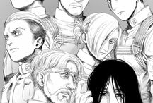 """Marley(Snk) / Marleyans and Eldians who once lived or live now in Marley  """"As expected of Pieck, that's exactly right."""""""