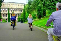 What to do in Rome / Cosa fare a Roma. What to do in the eternal city. Italy.