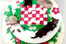 Dog Cake  / Dog Cake