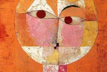 Paul Klee favorites / I love the beauty, the skill, and the whimsy of Paul Klee