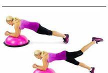 Workout Bosu