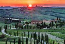 Tuscany  ( for my beloved Klau ♥ )
