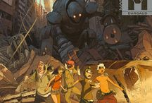Robots/Cyberpunk