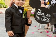 Wedding Style: Disney / So many couples choose the Disney theme for their wedding.  Find ideas and inspiration.