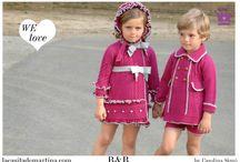 WE LOVE * marcas de moda infantil