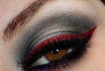 make up / by Nita Clements