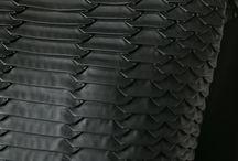 Black / Metallic - Texture