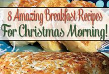 Recipes - Breakfast / by Wendy Robinson