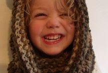 crochet snoods
