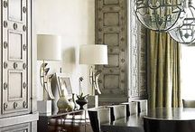 Dining Room Design / Dining room design and home decor. / by Patricia Roy