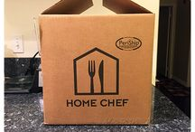 """Home Chef / About: """"Cook Easier, Faster, Healthier with Weekly Home Chef Deliveries."""" For full subscription box reviews, visit http://musthaveboxes.com."""