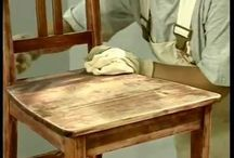 Мебель и декупаж