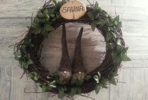 Elina Salmi; wreaths / Elina Salmi Wreaths