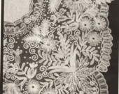 Make your own pretty Lace- Vintage lace patterns
