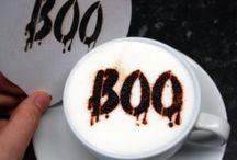 Halloween and Coffee