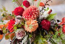 kvety aranžované