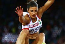 femme athletes