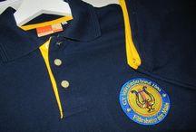 Polohemden bestickt / Polohemden aus eigener EU-Textilproduktion nach Kundenvorgabe gefertigt und bestickt.