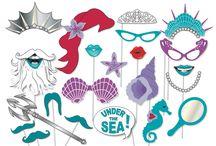 festa  sirene e pesci