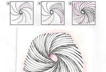 Zentangle Art / by Krista Irene