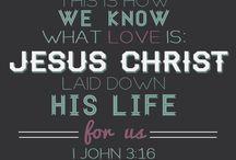 I love Christ