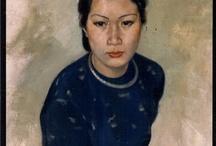 Vietnamese women through paintings