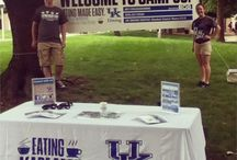 My Big Blue Kitchen / #mybigkitchen Eats on campus.  / by University of Kentucky