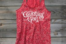Country Girl Crimson / by Country Girl