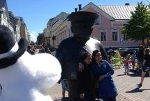 Moomins in Oulu