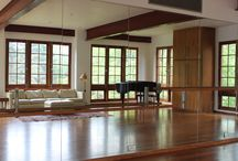 dance floor at home