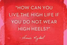 FASHION QUOTES! / It's all about style & fashion!