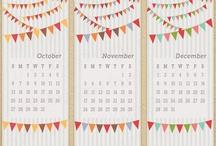 calendars / by Manolis Markakis