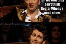 Doctor Who / by Sean Templin