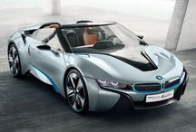 BMW i Series / Hello Future! Meet  the new electric car made by BMW