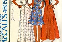 Жен кост 1970-ые